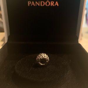 Authentic Pandora's charm.